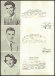 Page 10, 1953 Edition, Lenox Memorial High School - Xonel Yearbook (Lenox, MA) online yearbook collection