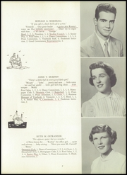 Page 11, 1953 Edition, Lenox Memorial High School - Xonel Yearbook (Lenox, MA) online yearbook collection