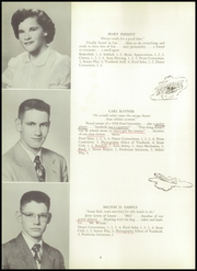 Page 12, 1953 Edition, Lenox Memorial High School - Xonel Yearbook (Lenox, MA) online yearbook collection