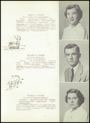 Page 13, 1953 Edition, Lenox Memorial High School - Xonel Yearbook (Lenox, MA) online yearbook collection
