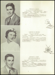 Page 8, 1953 Edition, Lenox Memorial High School - Xonel Yearbook (Lenox, MA) online yearbook collection
