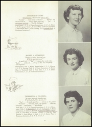 Page 9, 1953 Edition, Lenox Memorial High School - Xonel Yearbook (Lenox, MA) online yearbook collection