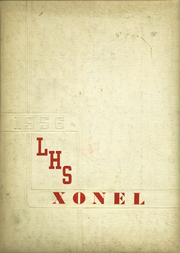 Lenox Memorial High School - Xonel Yearbook (Lenox, MA) online yearbook collection, 1956 Edition, Page 1
