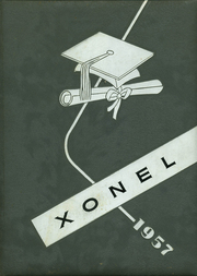 Lenox Memorial High School - Xonel Yearbook (Lenox, MA) online yearbook collection, 1957 Edition, Page 1