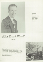 Page 22, 1958 Edition, Lenox Memorial High School - Xonel Yearbook (Lenox, MA) online yearbook collection