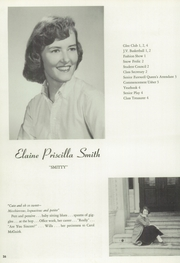 Page 28, 1958 Edition, Lenox Memorial High School - Xonel Yearbook (Lenox, MA) online yearbook collection