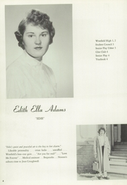 Page 8, 1958 Edition, Lenox Memorial High School - Xonel Yearbook (Lenox, MA) online yearbook collection