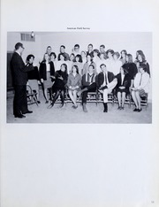 Page 17, 1966 Edition, Mount Everett High School - Aurigan Yearbook (Sheffield, MA) online yearbook collection