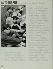 Page 14, 1986 Edition, Mount Everett High School - Aurigan Yearbook (Sheffield, MA) online yearbook collection