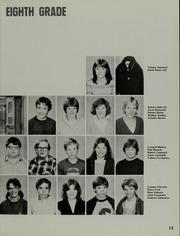 Page 17, 1986 Edition, Mount Everett High School - Aurigan Yearbook (Sheffield, MA) online yearbook collection