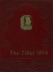 1954 Edition, Bristol County Agricultural School - Tiller Yearbook (Dighton, MA)