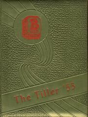 1955 Edition, Bristol County Agricultural School - Tiller Yearbook (Dighton, MA)