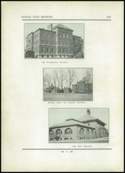 Page 12, 1932 Edition, Rindge Technical School - Brownie Yearbook (Cambridge, MA) online yearbook collection