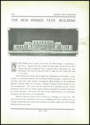 Page 15, 1932 Edition, Rindge Technical School - Brownie Yearbook (Cambridge, MA) online yearbook collection