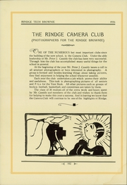 Page 106, 1936 Edition, Rindge Technical School - Brownie Yearbook (Cambridge, MA) online yearbook collection