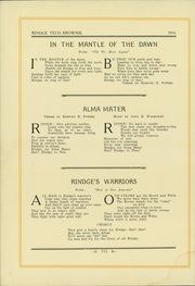 Page 116, 1936 Edition, Rindge Technical School - Brownie Yearbook (Cambridge, MA) online yearbook collection