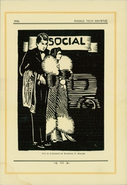 Page 119, 1936 Edition, Rindge Technical School - Brownie Yearbook (Cambridge, MA) online yearbook collection