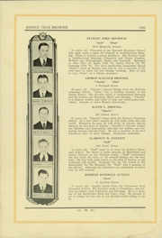 Page 40, 1936 Edition, Rindge Technical School - Brownie Yearbook (Cambridge, MA) online yearbook collection