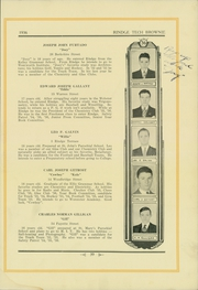 Page 43, 1936 Edition, Rindge Technical School - Brownie Yearbook (Cambridge, MA) online yearbook collection