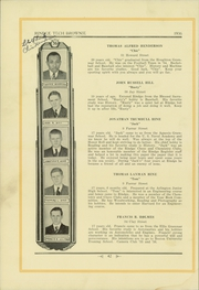 Page 46, 1936 Edition, Rindge Technical School - Brownie Yearbook (Cambridge, MA) online yearbook collection
