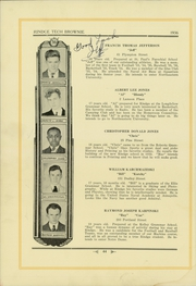Page 48, 1936 Edition, Rindge Technical School - Brownie Yearbook (Cambridge, MA) online yearbook collection