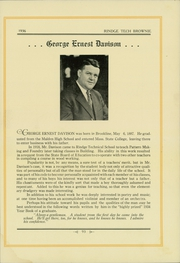 Page 97, 1936 Edition, Rindge Technical School - Brownie Yearbook (Cambridge, MA) online yearbook collection