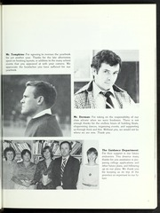 Page 9, 1982 Edition, Hamilton Wenham Regional High School - Salute Yearbook (South Hamilton, MA) online yearbook collection