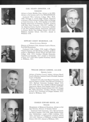 Page 15, 1952 Edition, Williston Northampton School - Log Yearbook (Easthampton, MA) online yearbook collection