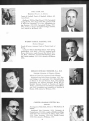 Page 17, 1952 Edition, Williston Northampton School - Log Yearbook (Easthampton, MA) online yearbook collection