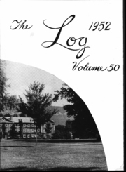 Page 4, 1952 Edition, Williston Northampton School - Log Yearbook (Easthampton, MA) online yearbook collection