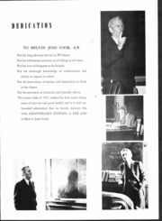 Page 7, 1952 Edition, Williston Northampton School - Log Yearbook (Easthampton, MA) online yearbook collection
