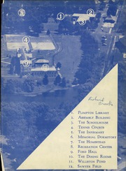Page 3, 1956 Edition, Williston Northampton School - Log Yearbook (Easthampton, MA) online yearbook collection