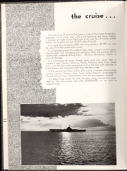 Page 10, 1955 Edition, Kearsarge (CVA 33) - Naval Cruise Book online yearbook collection