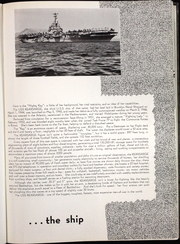 Page 12, 1955 Edition, Kearsarge (CVA 33) - Naval Cruise Book online yearbook collection