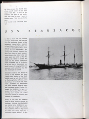 Page 15, 1958 Edition, Kearsarge (CVA 33) - Naval Cruise Book online yearbook collection