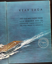 Page 8, 1958 Edition, Kearsarge (CVA 33) - Naval Cruise Book online yearbook collection