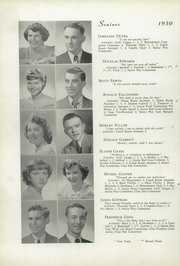Page 12, 1950 Edition, Memorial High School - Orange Peal Yearbook (Middleborough, MA) online yearbook collection