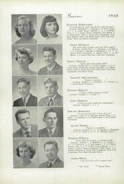 Page 16, 1950 Edition, Memorial High School - Orange Peal Yearbook (Middleborough, MA) online yearbook collection