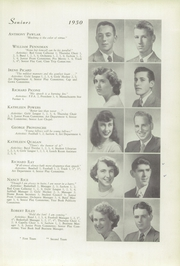 Page 17, 1950 Edition, Memorial High School - Orange Peal Yearbook (Middleborough, MA) online yearbook collection