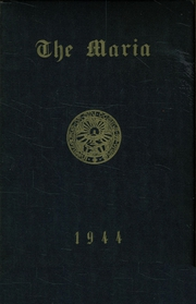 1944 Edition, Holy Family High School - Maria Yearbook (New Bedford, MA)