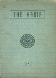 1946 Edition, Holy Family High School - Maria Yearbook (New Bedford, MA)