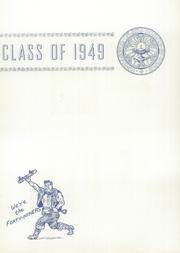 Page 16, 1949 Edition, Holy Family High School - Maria Yearbook (New Bedford, MA) online yearbook collection