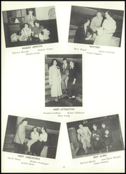 Page 72, 1952 Edition, Holy Family High School - Maria Yearbook (New Bedford, MA) online yearbook collection