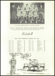 Page 75, 1952 Edition, Holy Family High School - Maria Yearbook (New Bedford, MA) online yearbook collection