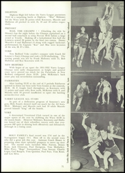 Page 79, 1952 Edition, Holy Family High School - Maria Yearbook (New Bedford, MA) online yearbook collection