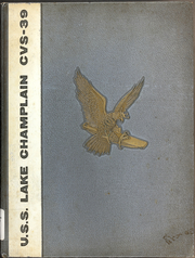 Page 1, 1959 Edition, Lake Champlain (CVS 39) - Naval Cruise Book online yearbook collection