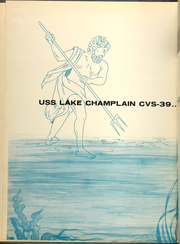 Page 11, 1959 Edition, Lake Champlain (CVS 39) - Naval Cruise Book online yearbook collection