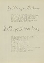 Page 17, 1943 Edition, St Marys High School - Blue Mantle Yearbook (Milford, MA) online yearbook collection
