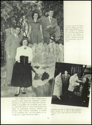Page 28, 1950 Edition, St Marys High School - Blue Mantle Yearbook (Milford, MA) online yearbook collection