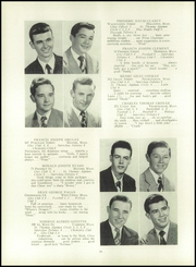 Page 30, 1950 Edition, St Marys High School - Blue Mantle Yearbook (Milford, MA) online yearbook collection